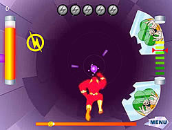 The Flash Beyond Light Speed  game