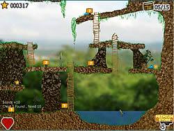Jungle Treasures game