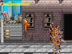 Gioca gratuitamente a Final Fight