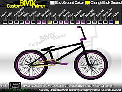 Permainan Custom BMX Painter