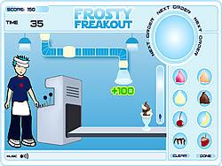 Permainan Frosty Freakout