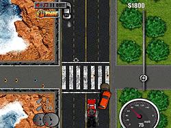 Gioca gratuitamente a Mad Trucker 3