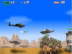Играть бесплатно в игру Desert Storm