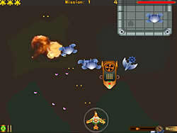 Starship Chopper game