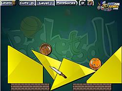 Slashing Blocks game
