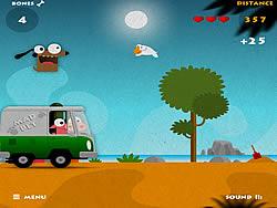 Gioca gratuitamente a Madpet Carsurfing