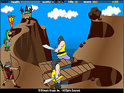 Permainan Castle Defender