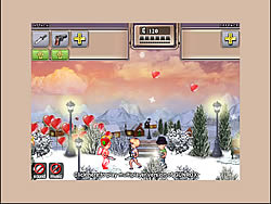 GUNROX Valentine's Day Wars game