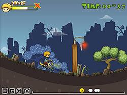 Permainan Bicycle Drag