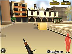 Permainan 3D Sniper