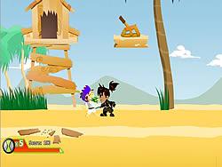Gioca gratuitamente a Ben 10 - Ninja Spirit