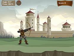 שחקו במשחק בחינם Bow Shooting