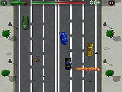 Gangster Runner game