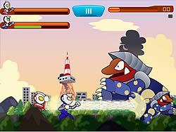 Jogar jogo grátis Ultraman 5