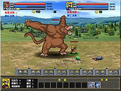 Gioca gratuitamente a Naruto Cartoon Heroes League