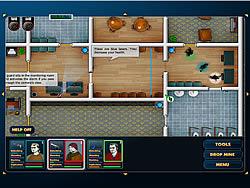 Играть бесплатно в игру The Bank Robber