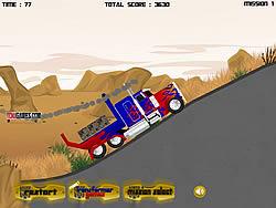 Maglaro ng libreng laro Transformers Truck