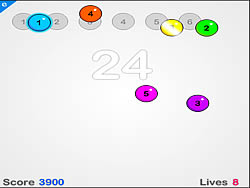 Numballs game