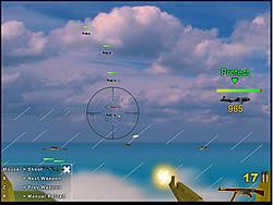 Gioca gratuitamente a Air Gunner