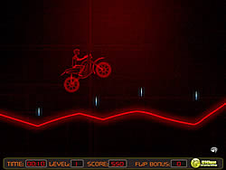 Neon Racer game