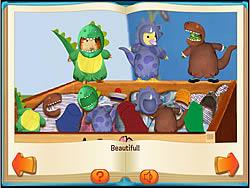 Save A Baby Dinosaur game