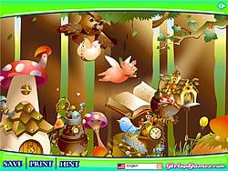 Gioca gratuitamente a Magic Forest Decoration