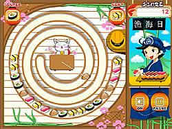 Sushi Restaurant game
