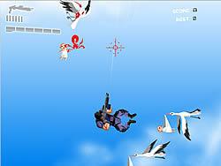 Gioca gratuitamente a Stork Shot