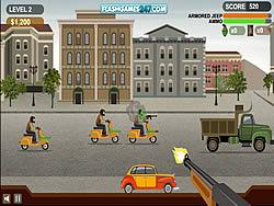 Mafia Shootout لعبة
