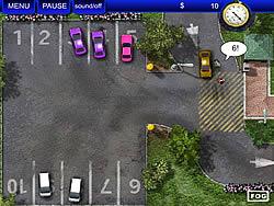 Valet Parking game