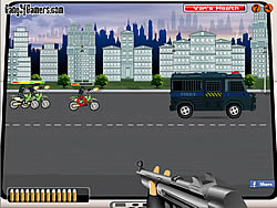 jeu Highway Outlaws