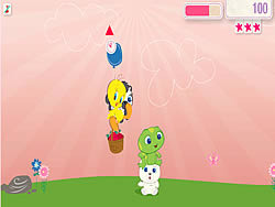 Gioca gratuitamente a Tweety's Pickin' Tower Game
