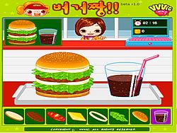 Permainan Burger Zang