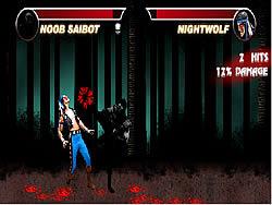 Permainan Mortal Kombat Karnage