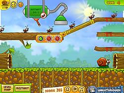Gioca gratuitamente a Snail Bob 2