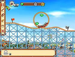 Permainan Rollercoaster Creator 2