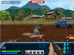 Permainan Warzone Getaway 2