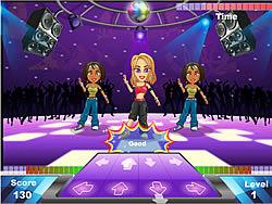 Permainan Dance Dance Blast