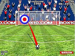 Gioca gratuitamente a Football Blitz