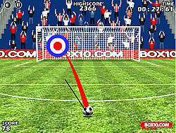 Jogar jogo grátis Football Blitz
