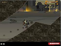 Permainan Zombie Rider