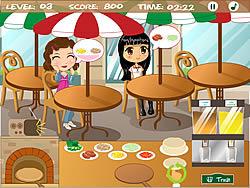 jeu Main Street Pizza
