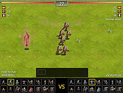 juego Miragine War