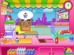 jeu Emily's Ice Cream Bar