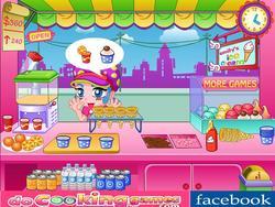 Permainan Emily Ice Cream Bar