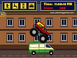 Monster Truck Curfew game