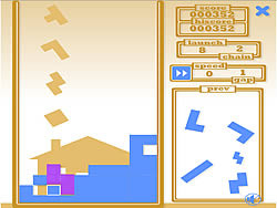 My Blocks Fall Up game