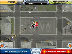 Megazord Firestorm game