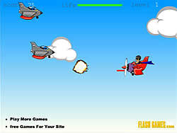 Subzero Air Attack game