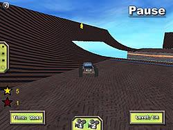 เล่นเกมฟรี Monster Truck 3D